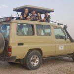 משפחת גלעדי בטיול בטנזניה