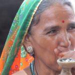 טיול פרטי להודו אישה