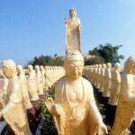 טיול למקדש בטייוואן