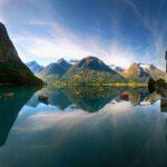 טיול פרטי לנורבגיה אגם