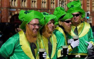 עולם נסתר-טיול בקבוצה בינלאומית באירלנד