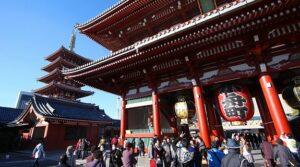 Tokyo-Sensoji Temple