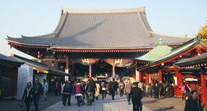 Tokyo-Sensoji Temple1