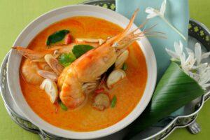 Thai Tom Yam Kung