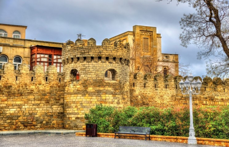 טיול לאזרביג'ן מצודה