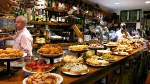 Tapas Bar Spain