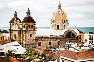 עולם נסתר | מבט על העיר העתיקה של קרטחאנה בקריביים