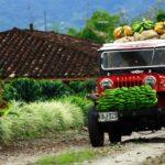 טיול לקולומביה ג'יפ