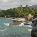 טיול לקולומביה פארק טירונה חוף