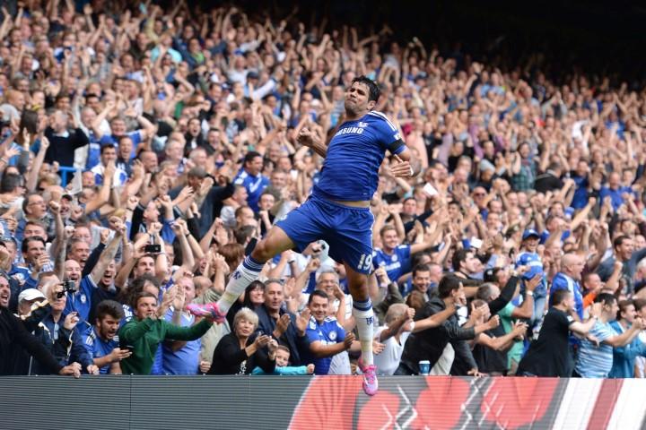 גם אם אתם לא אוהדי כדורגל. ארסנל נגד צ'לסי, אצטדיון סטמפורד ברידג', לונדון