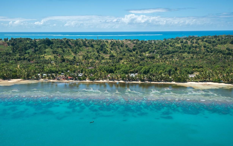 טיול מאורגן למדגסקר חוף