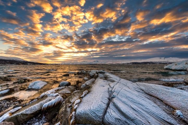 טיול פרטי צפון נורבגיה קרחון